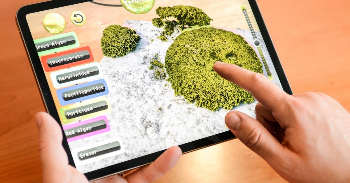 La NASA recrute des joueurs pour identifier et cartographier les coraux du monde entier