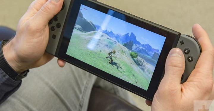 La Nintendo Switch enregistre des ventes record pour 2018.