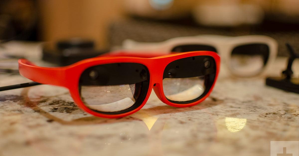 La Nreal Light apporte la réalité mixte aux lunettes de soleil portables au CES 2019