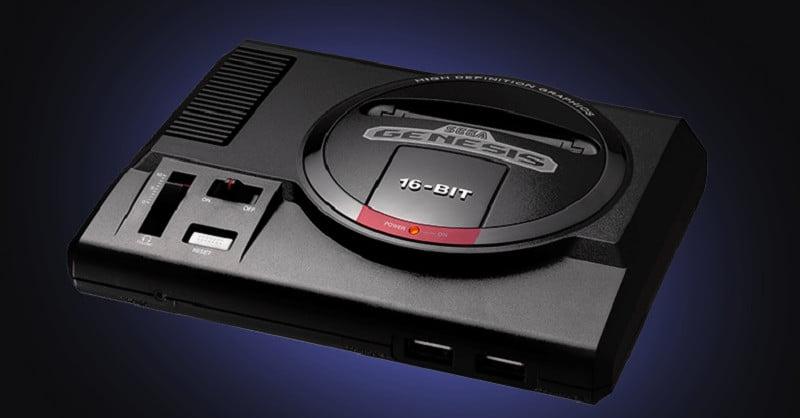 La Sega Genesis Mini sera disponible en septembre au prix de 80 $.
