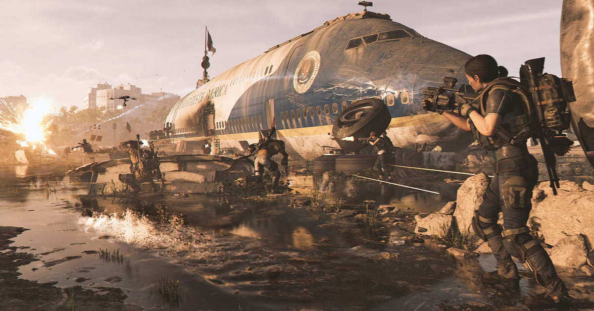 """La bêta de """"The Division 2"""" arrive sur les consoles et les PC le 7 février."""