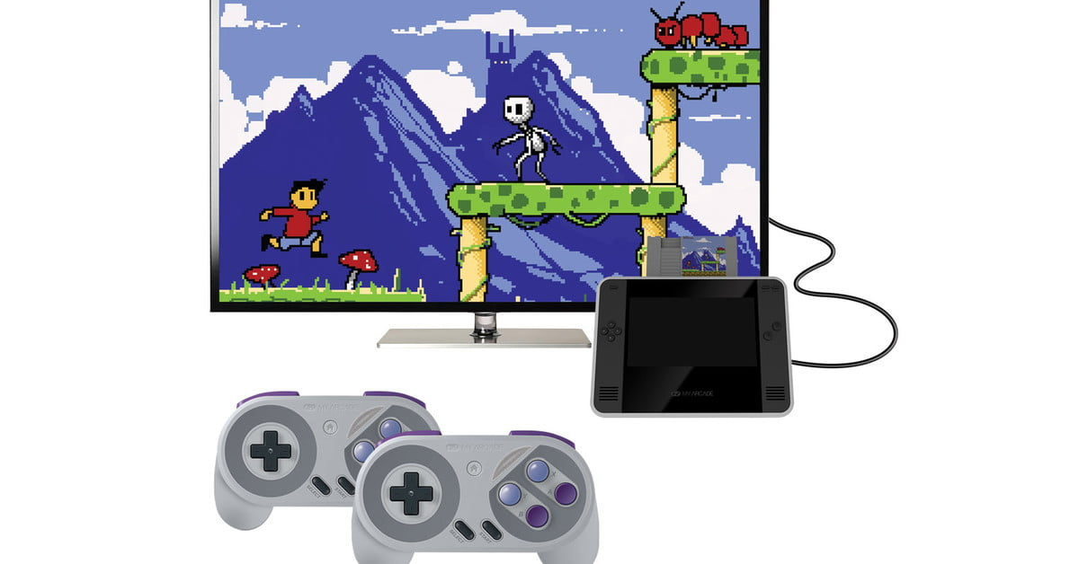 La nouvelle mini-console NES et Famicom disponible à l'essai au CES 2019