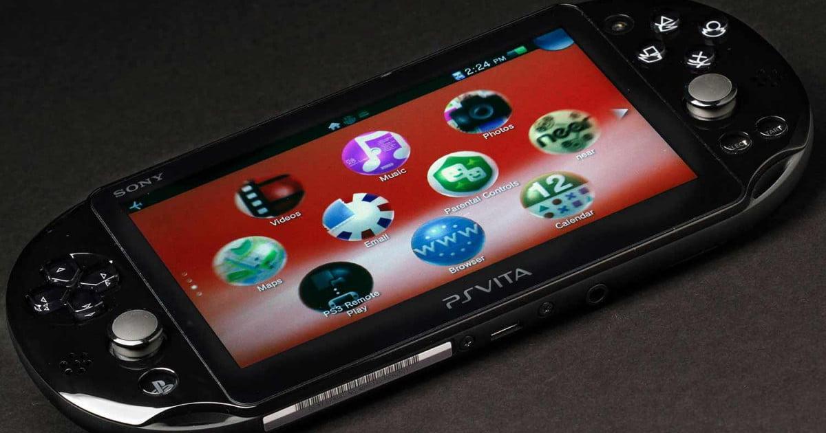 La production de la PlayStation Vita s'arrête 7 ans après son lancement