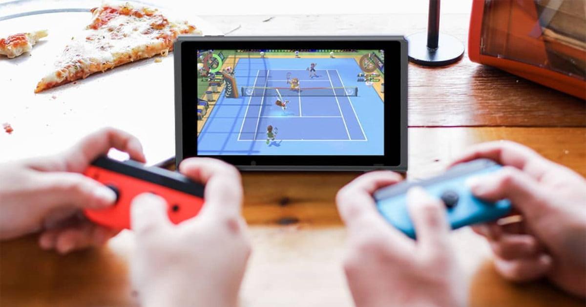 La remise Nintendo Switch vous fera sauter comme Mario