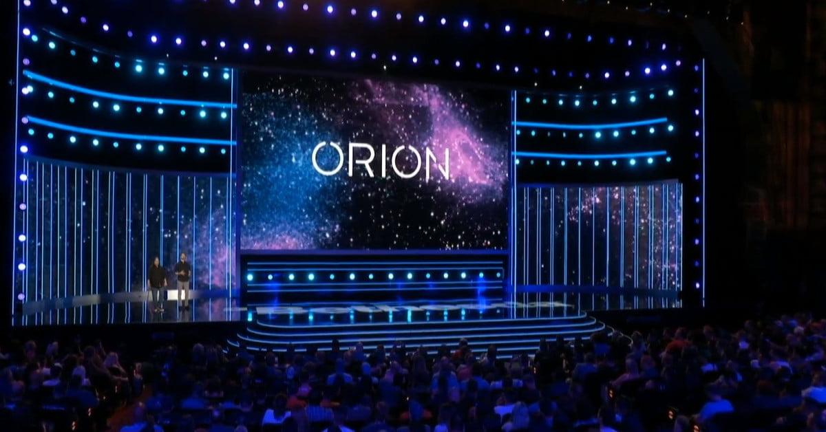 La révélation d'Orion par Bethesda laisse présager un passage au jeu en nuage