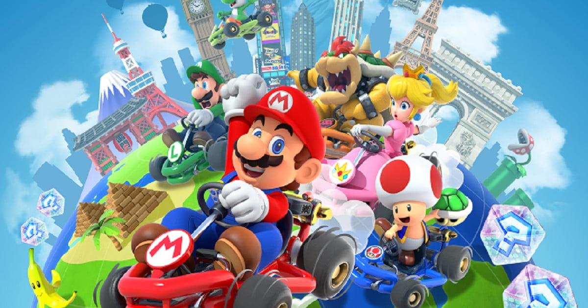 La société qui a copié Mario Kart doit payer plus de 450 000 dollars à Nintendo.