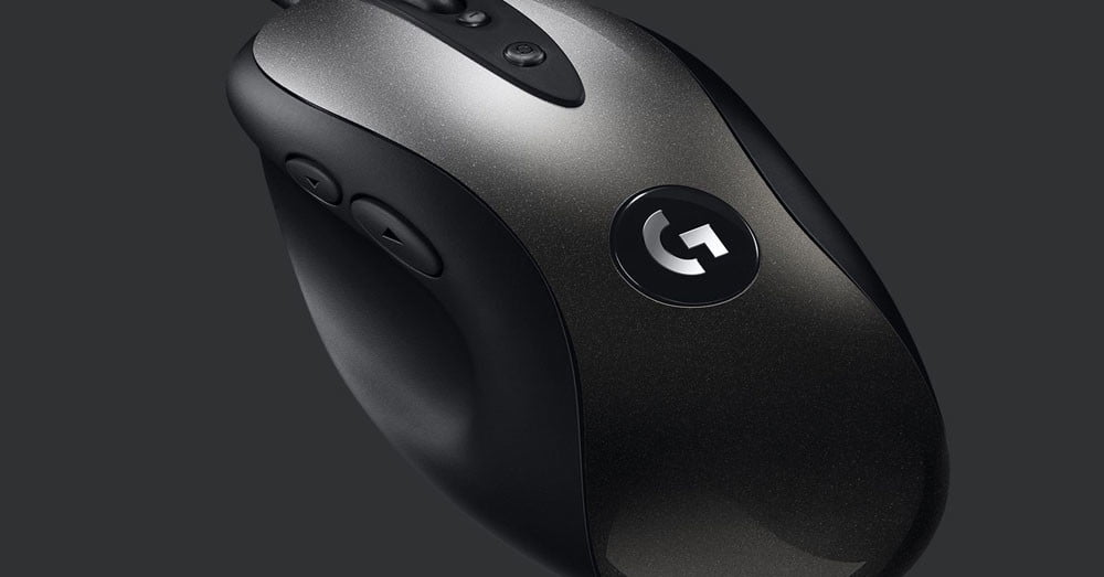 La souris de jeu Logitech G MX518 associe un look classique à une toute nouvelle technologie.