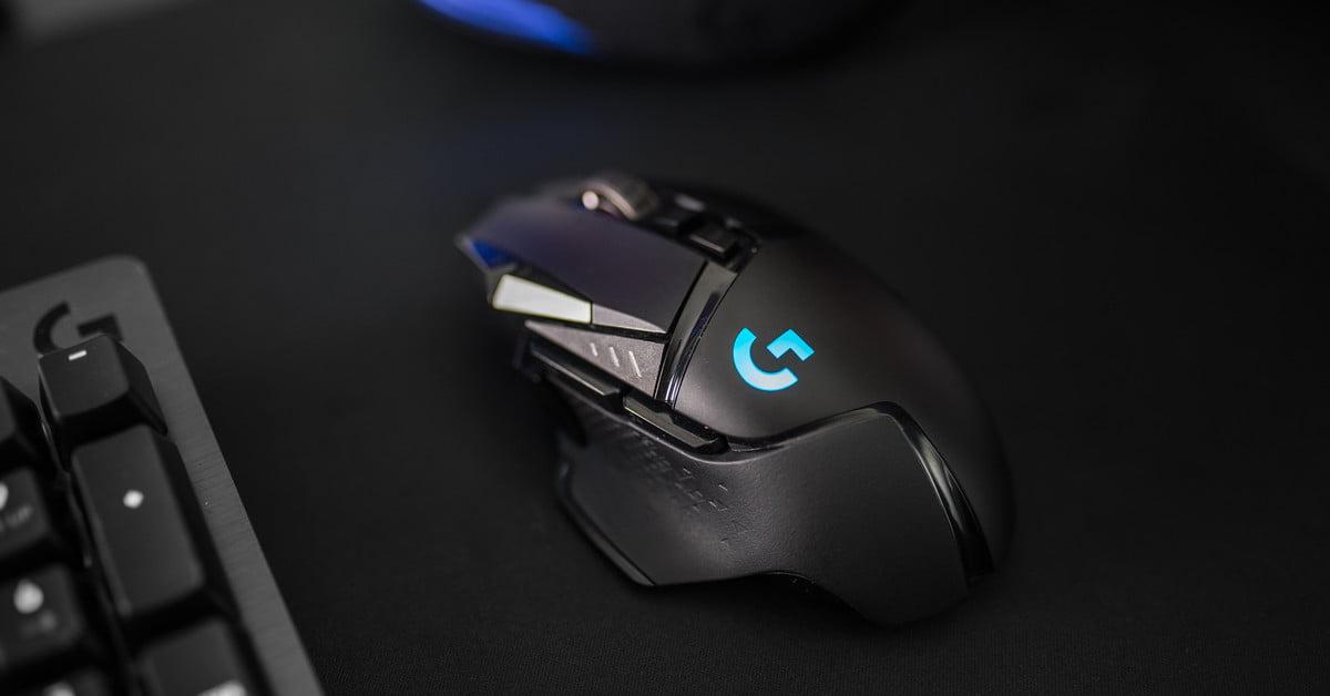 La souris sans fil G502 Lightspeed de Logitech surpasse les souris filaires concurrentes