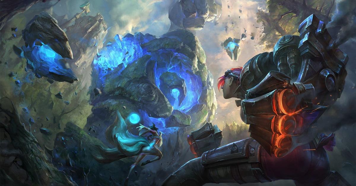 La version mobile du MOBA League of Legends est en cours de développement