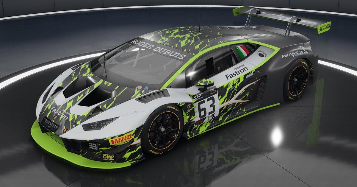 Lamborghini annonce le tournoi Esports The Real Race