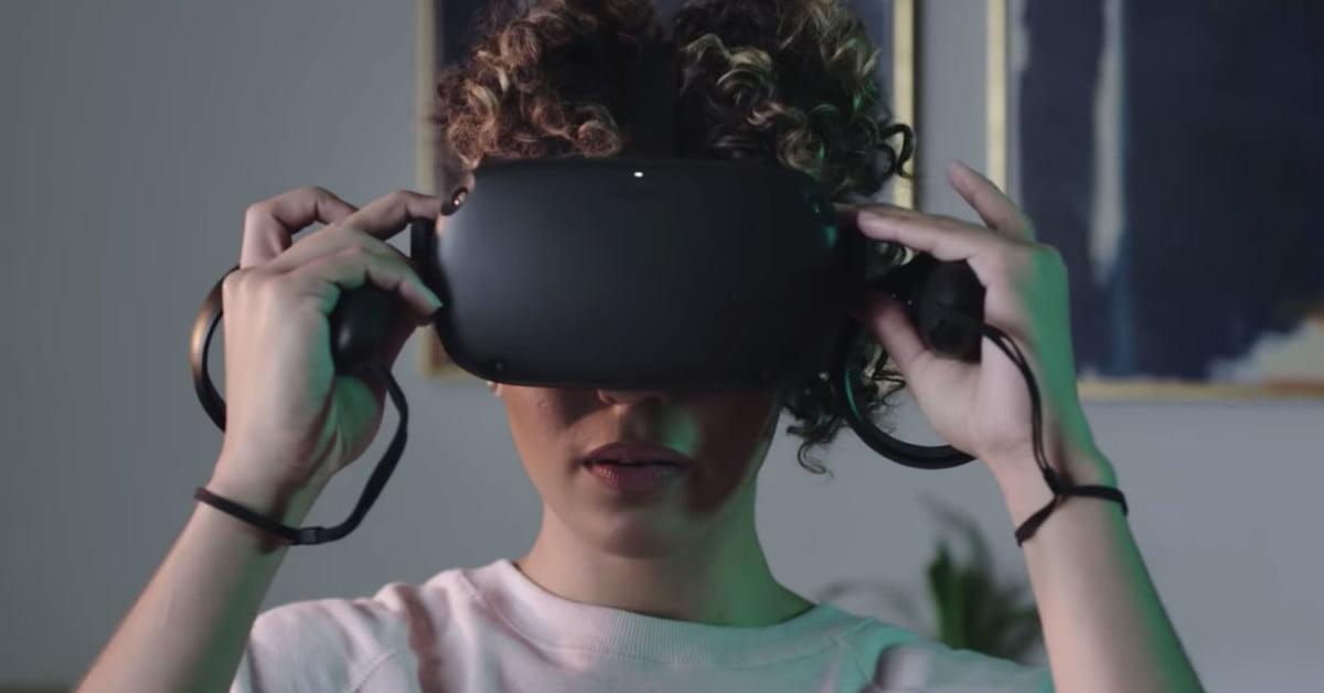 Lancement de l'Oculus Quest avec YouTube VR, plus d'un million d'expériences