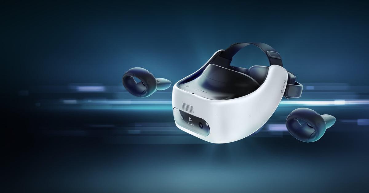 Le HTC Vive Focus Plus sortira en avril, et il ne sera pas bon marché