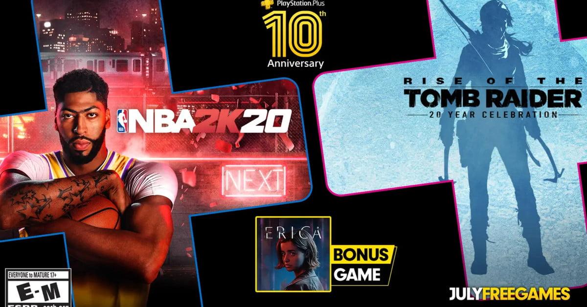 Le PlayStation Plus de Sony fêtera ses 10 ans le 29 juin prochain