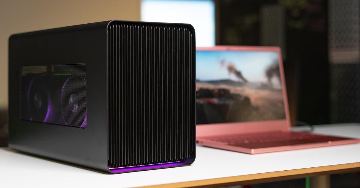 Le Razer Core X Chroma est le meilleur GPU externe que vous pouvez acheter
