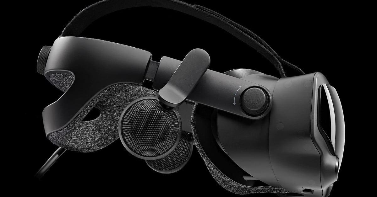 Le casque Valve Index VR est proposé à 500 $, mais le kit complet coûtera 1 000 $.