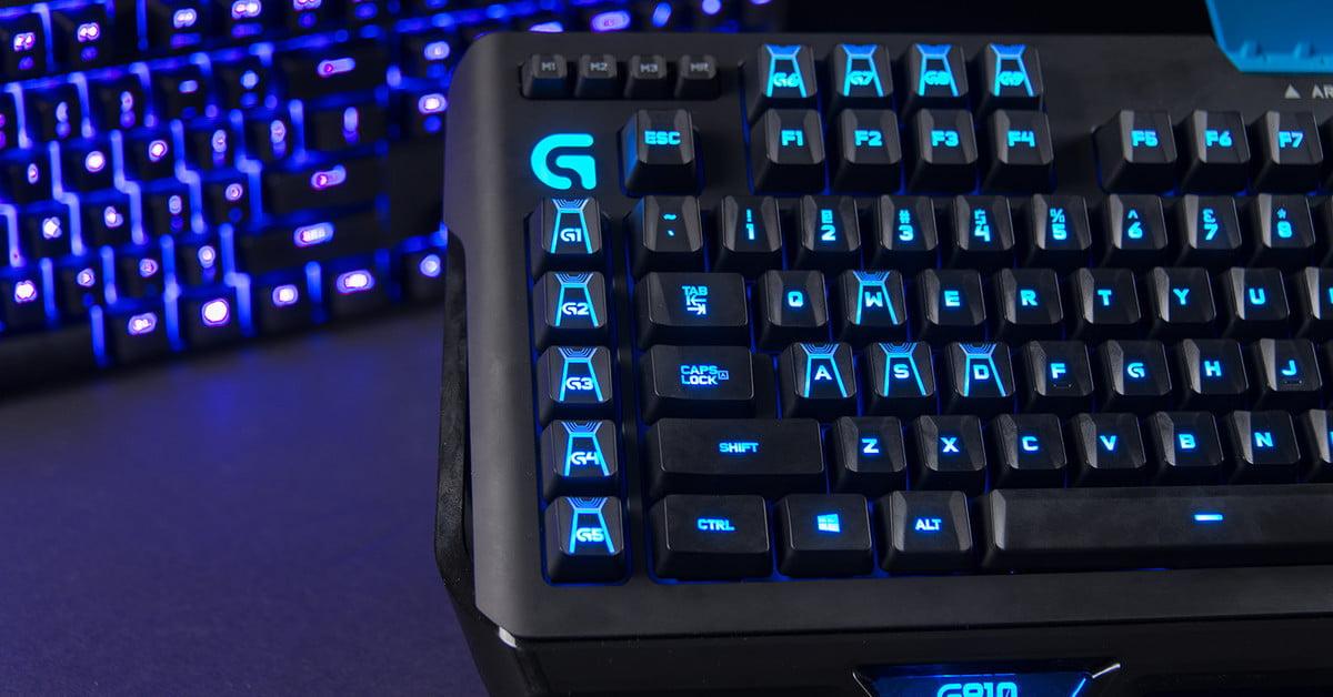 Le clavier de jeu Logitech G910 bénéficie d'une baisse de prix de 80 $ sur NewEgg
