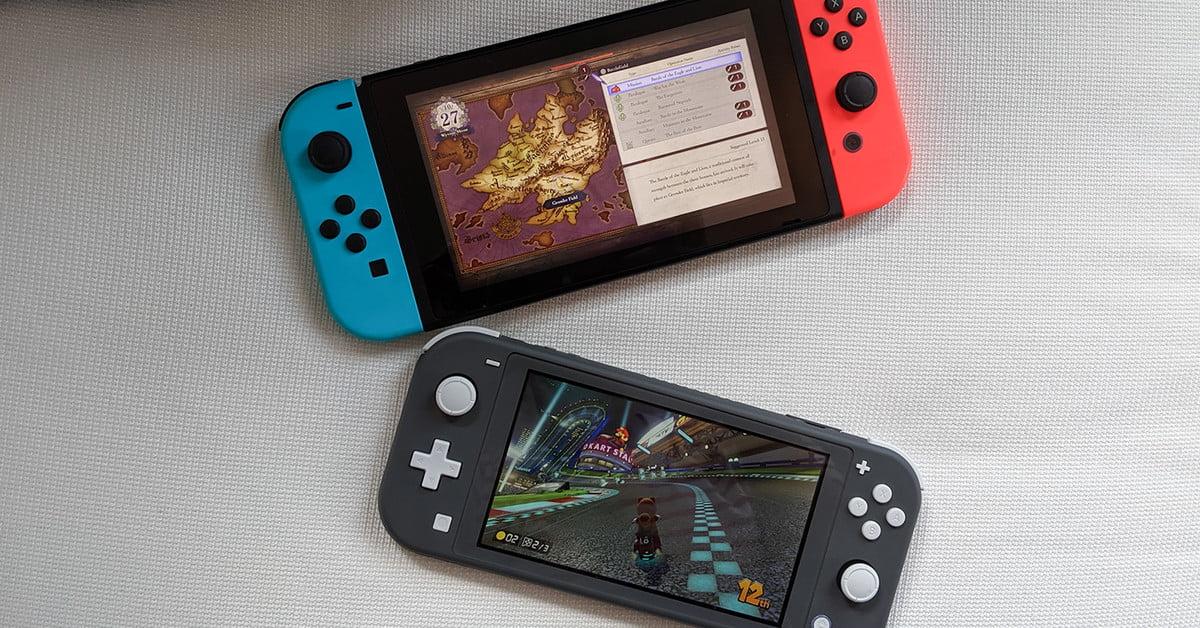 Le cofondateur de PlatinumGames dénonce le menu d'accueil de la Nintendo Switch
