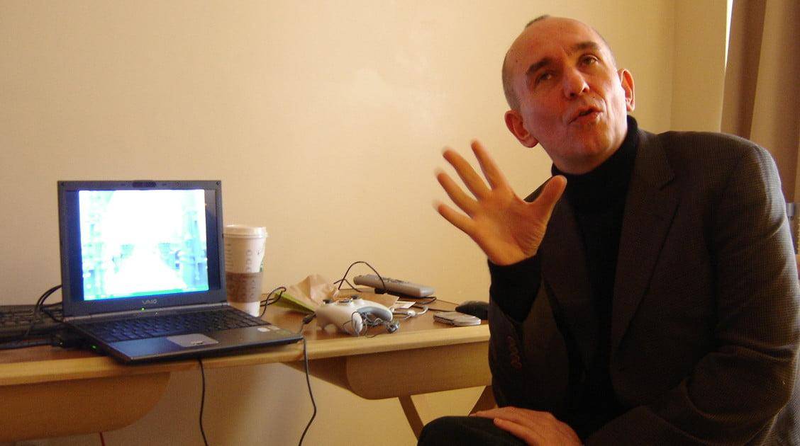 """Le créateur de """"Fable"""", Peter Molyneux, veut que le prochain jeu soit une préquelle."""