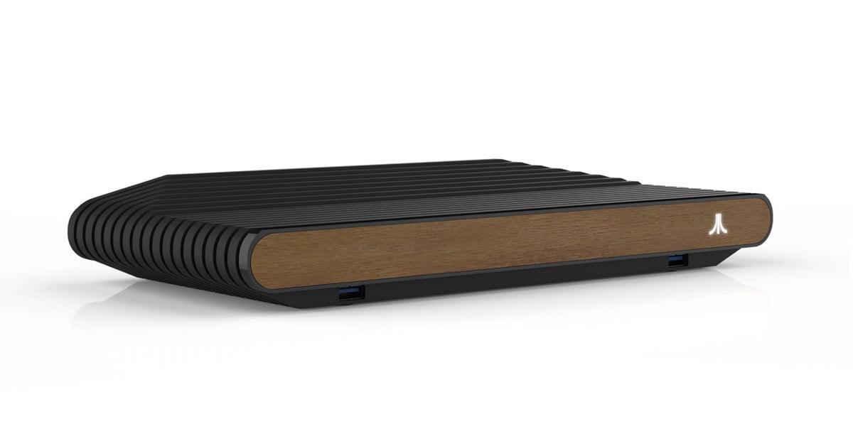 Le design final de l'Atari VCS est dévoilé alors que la sortie du produit est encore retardée