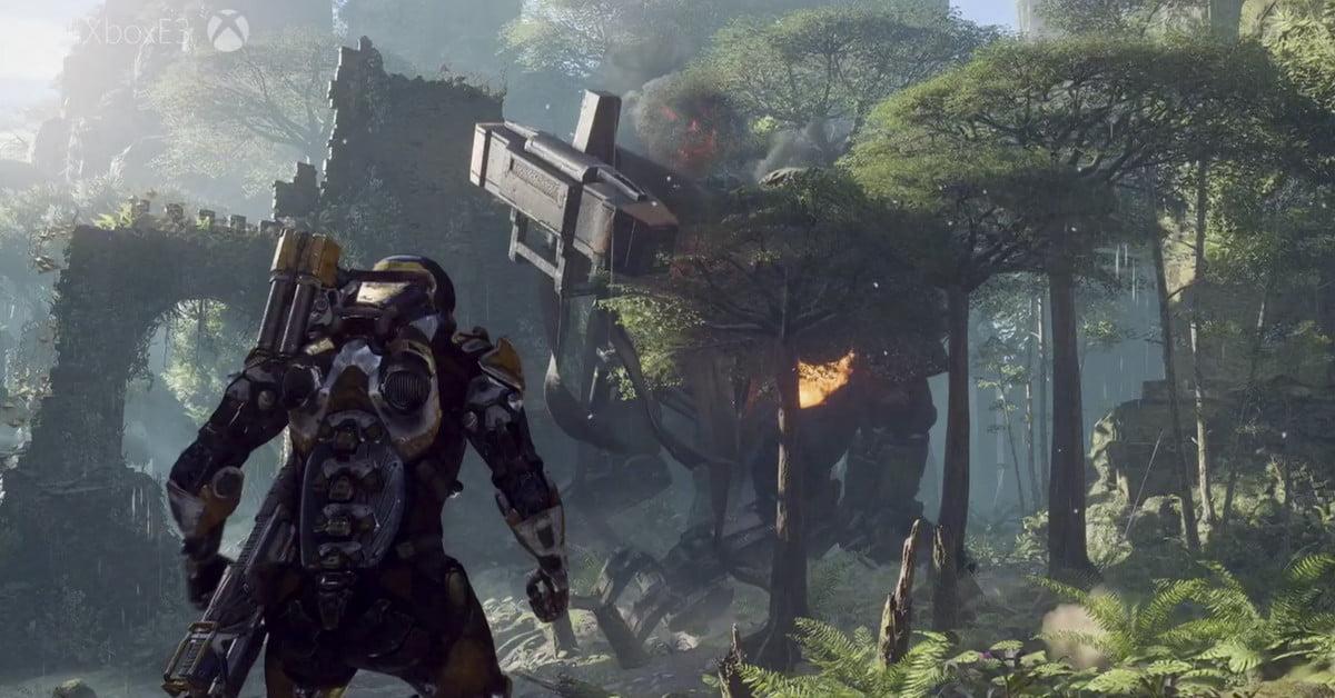 """Le film """"Anthem"""" de BioWare serait reporté à début 2019."""