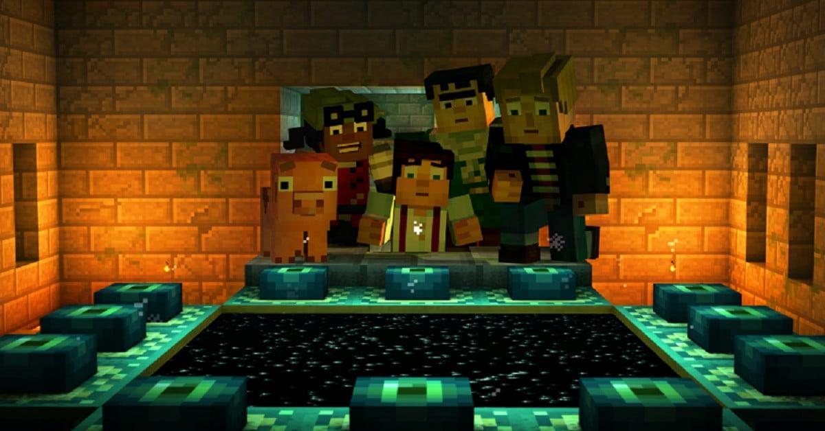 Le jeu Minecraft de Telltale : Story Mode sera retiré le 25 juin