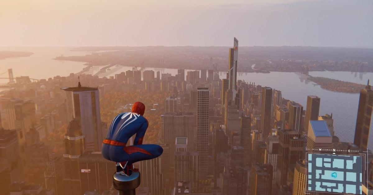 Le jeu Spider-Man de Marvel descend à son plus bas niveau de 20 $ sur Amazon et Walmart
