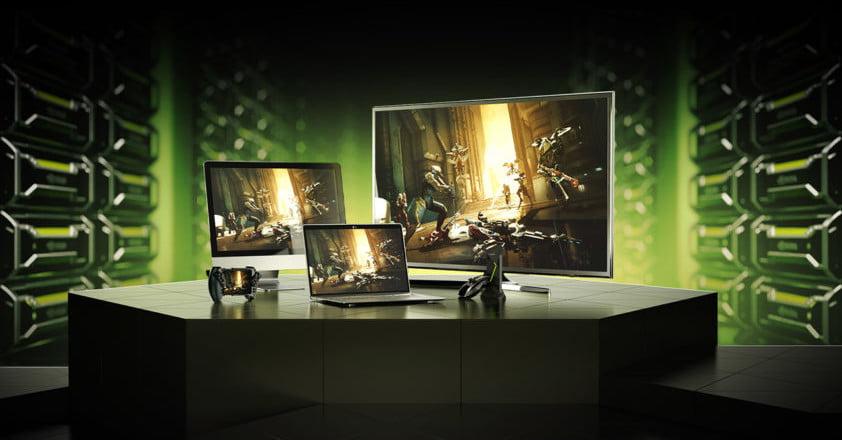 Le jeu en nuage Nvidia GeForce Now coûte 4,99 $/mois et propose plus de 1 000 jeux.