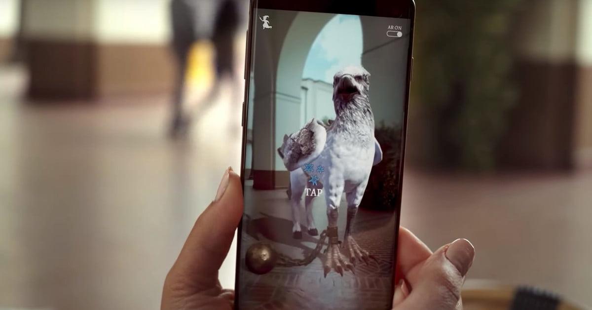 Le jeu mobile de réalité augmentée Harry Potter : Wizards Unite est en ligne avec un jour d'avance.