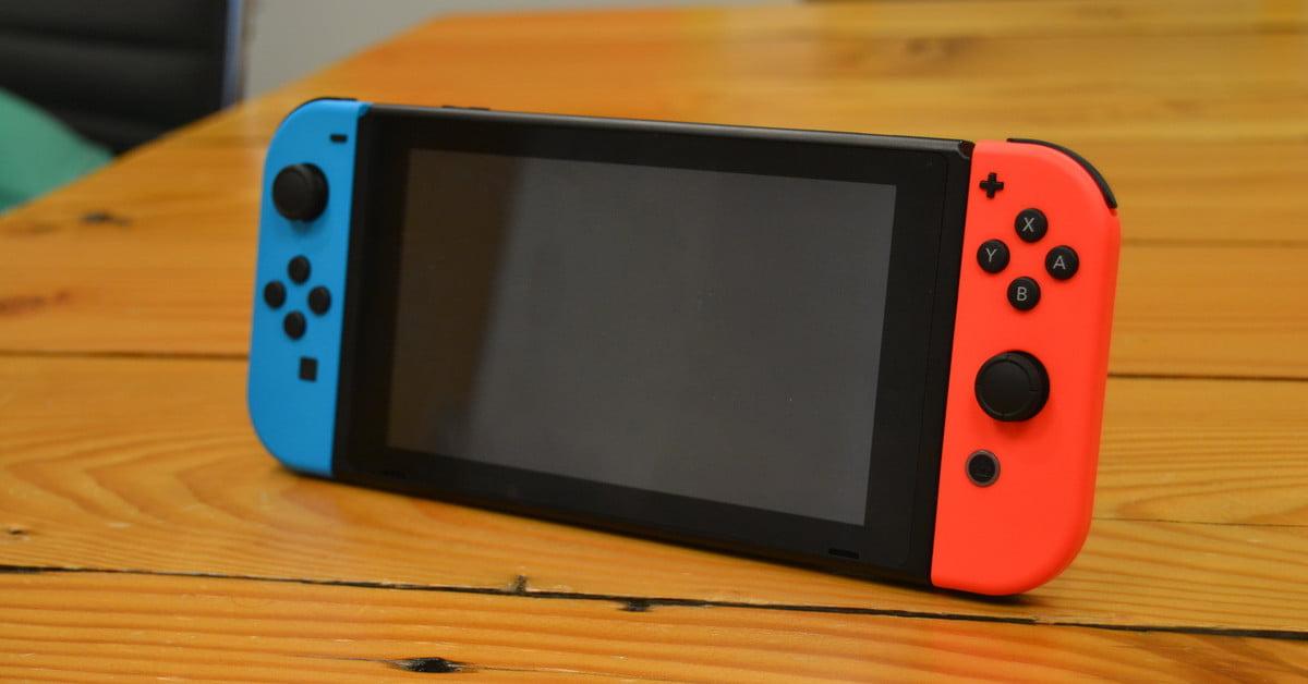 Le lancement de la Nintendo Switch Pro est prévu pour les fêtes de fin d'année 2020.