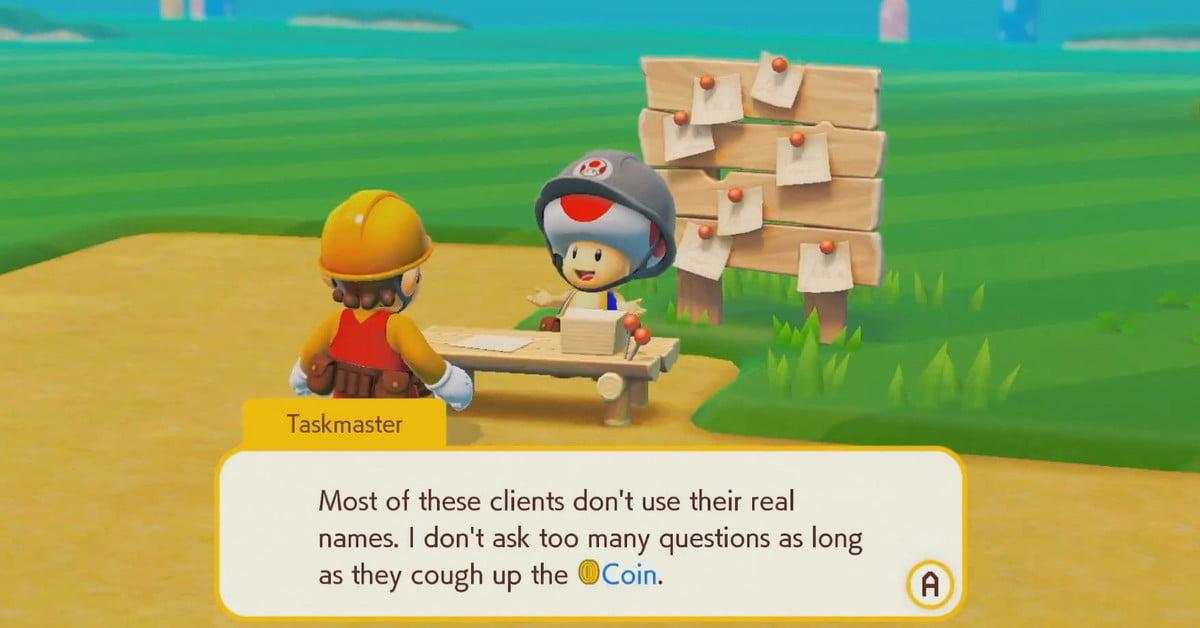 Le mode histoire et le mode multijoueur présentés dans le Nintendo Direct de Super Mario Maker 2