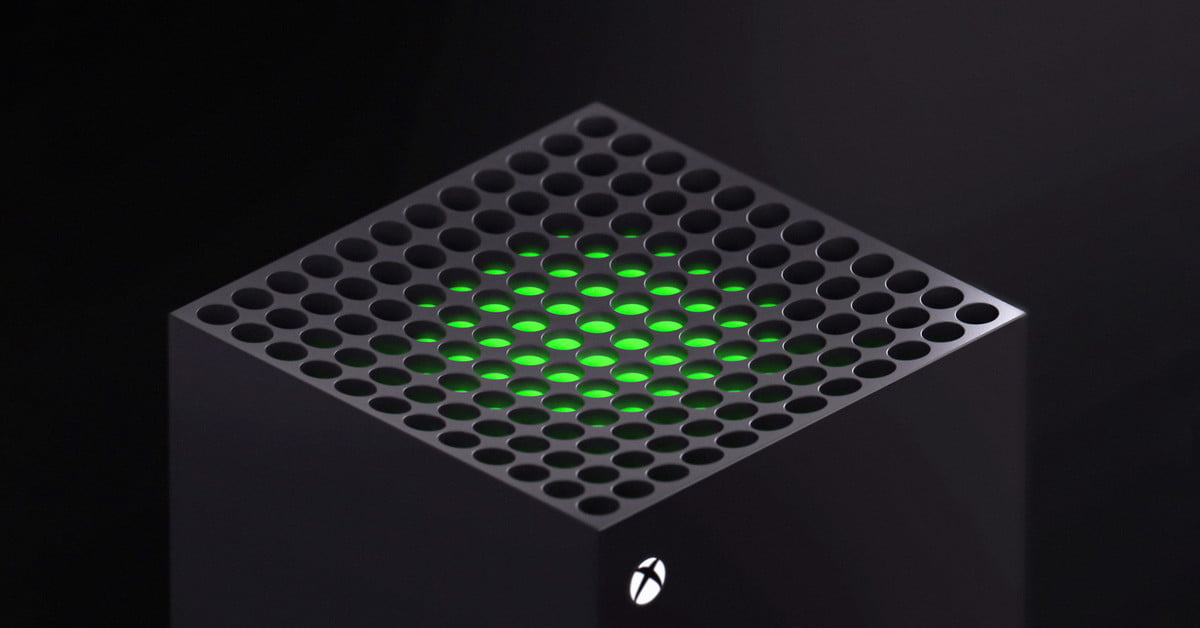 Le mystérieux port de la Xbox Series X pourrait servir de stockage supplémentaire