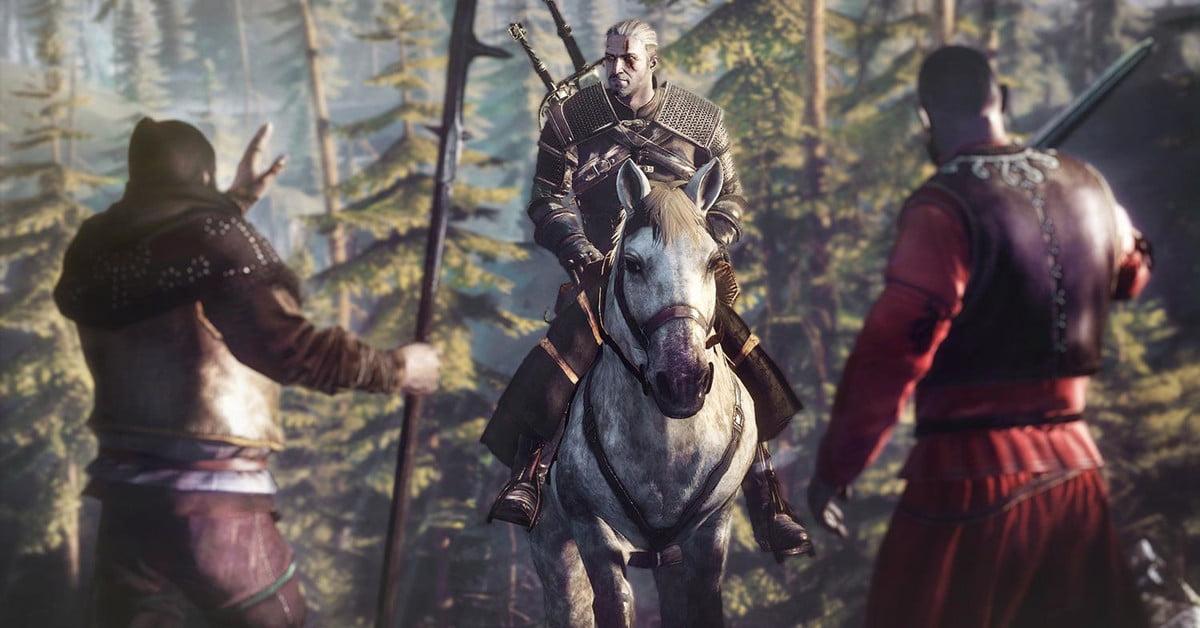 L'édition Switch de The Witcher 3 bénéficie d'une sauvegarde croisée sur PC