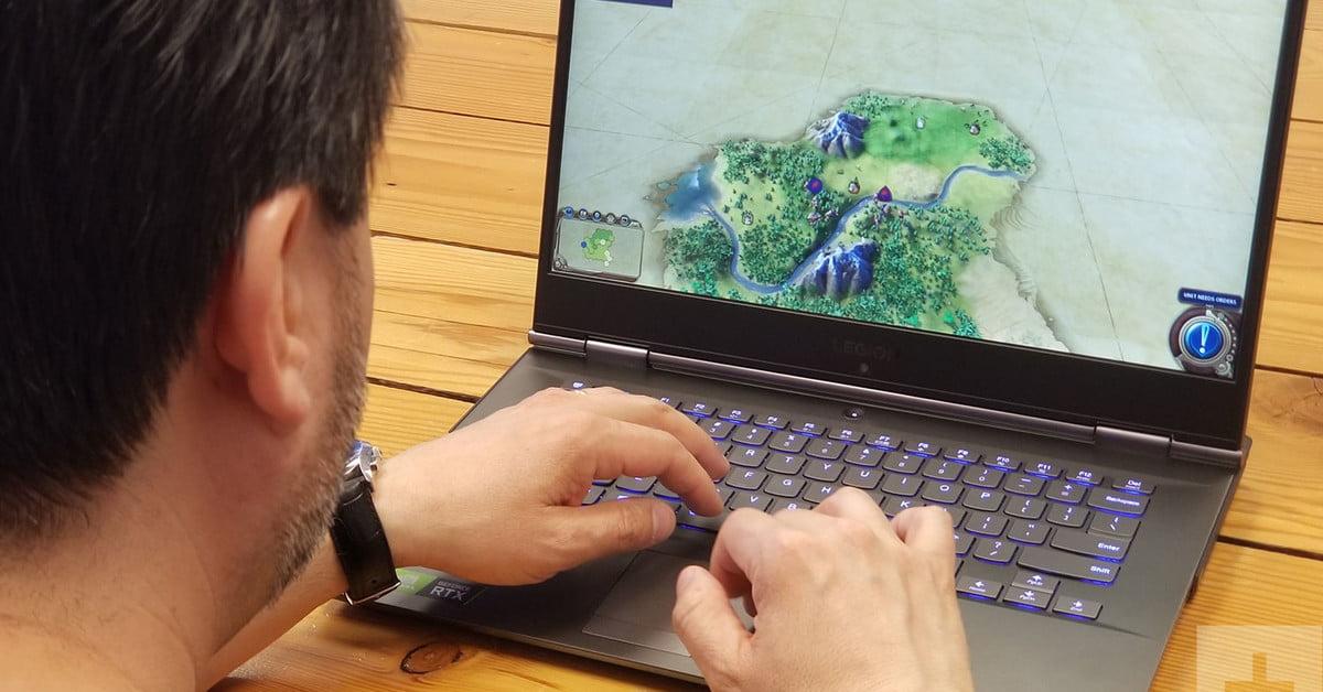 Lenovo Legion Y740 15 : La puissance au service des joueurs