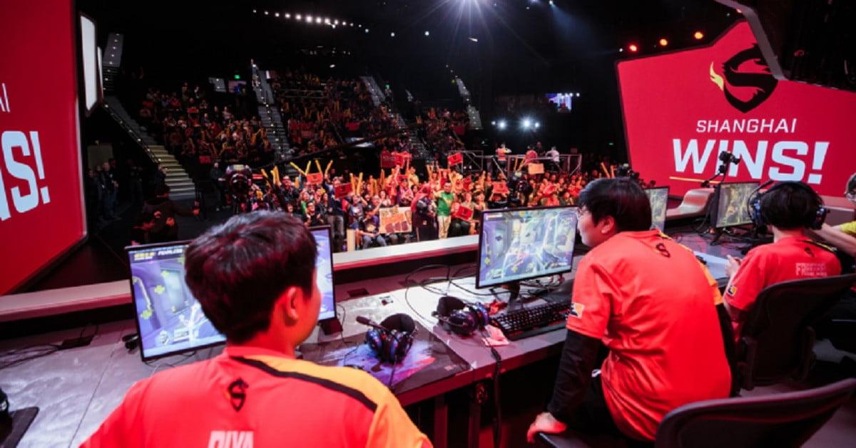 Les Shanghai Dragons remportent enfin le match d'Overwatch League après 43ème essai