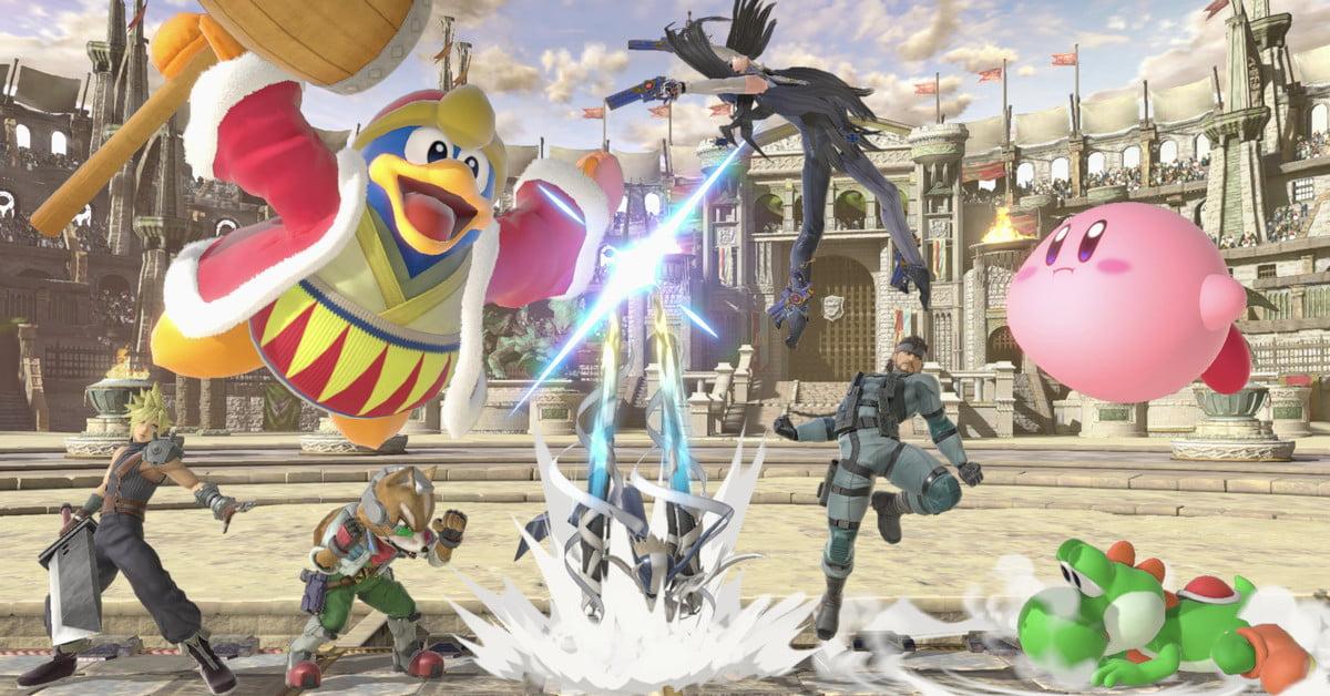 Les détaillants proposent une offre sur Super Smash Bros. Ultimate pour Nintendo Switch