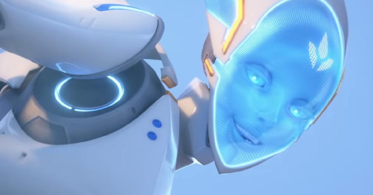 Les fans d'Overwatch ont peut-être trouvé l'une des capacités du prochain héros Echo.