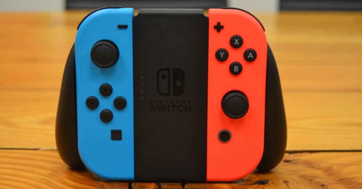 Les manettes de la Nintendo Switch bientôt jouables sur Google Chrome