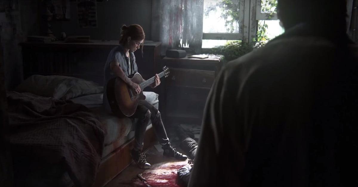 Les scènes finales de The Last of Us Part 2 avec Ellie et Joel sont terminées.