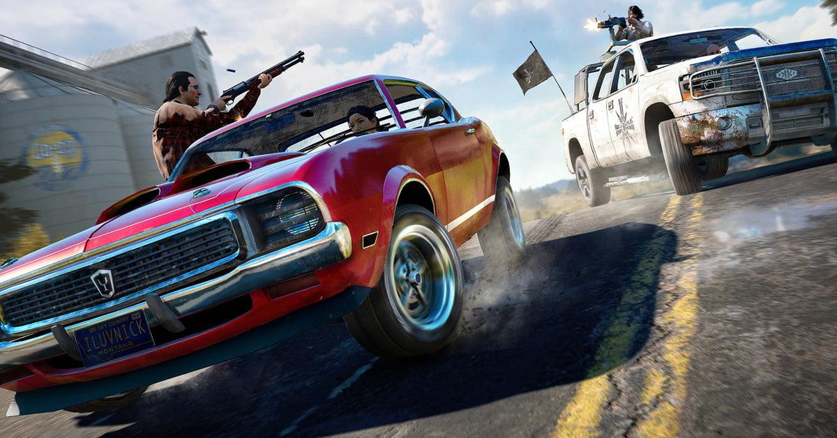 """Les spécifications PC révèlent que """"Far Cry 5"""" prendra en charge les configurations multi-GPU."""