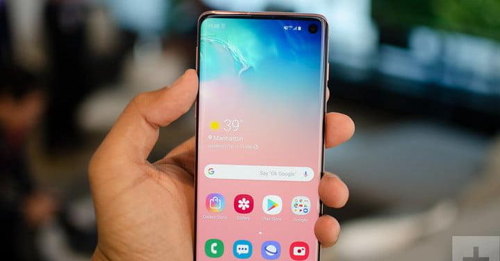 Les téléphones Samsung Galaxy S10 offrent une expérience de jeu optimisée