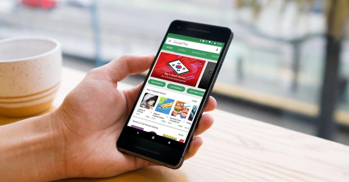 Lors de la conférence Google I/O, des modifications ont été apportées aux évaluations du Play Store.