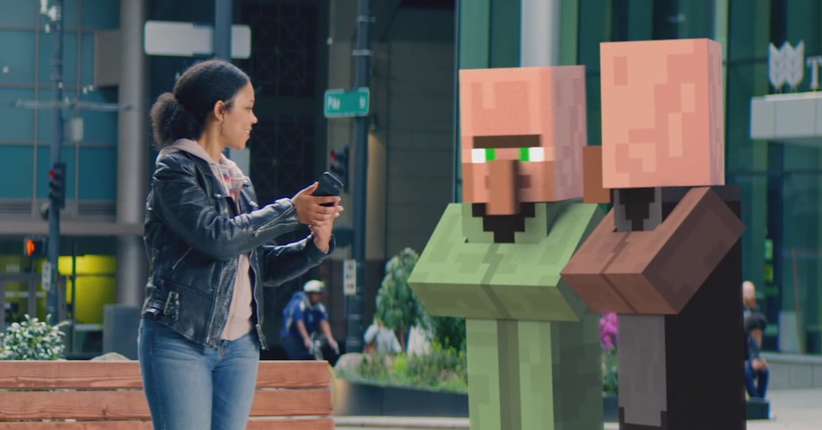 Minecraft Earth : Tout ce que nous savons sur la date de sortie, la bêta et plus encore