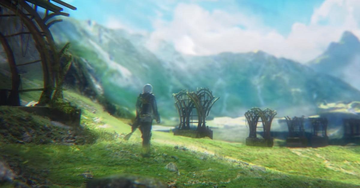 Mise à jour de Nier Replicant sur PS4, Xbox One et PC