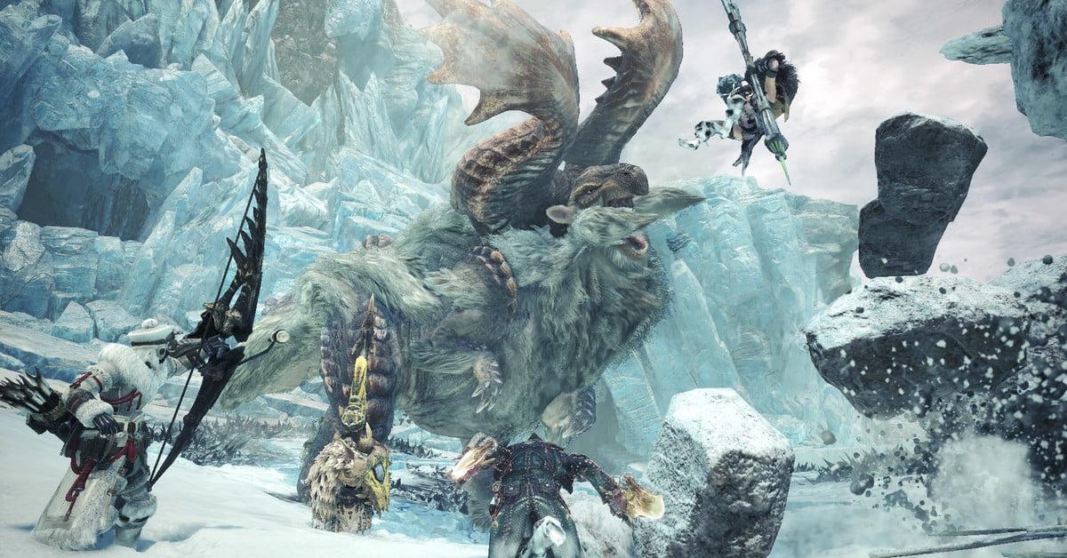 Monster Hunter World : Iceborne apporte des boissons chaudes et de nouvelles fonctionnalités cool