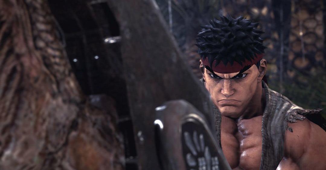 """Monster Hunter : World """" accueille les combattants vétérans Ryu et Sakura."""