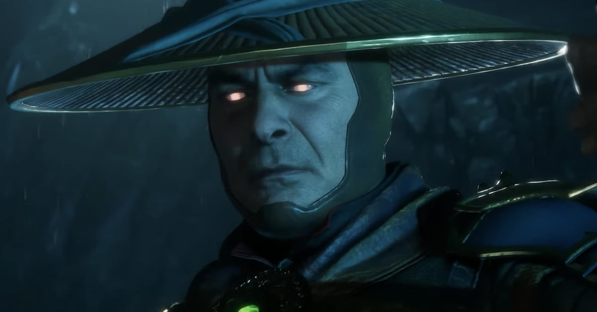 Mortal Kombat 11 présente un Raiden très en colère.