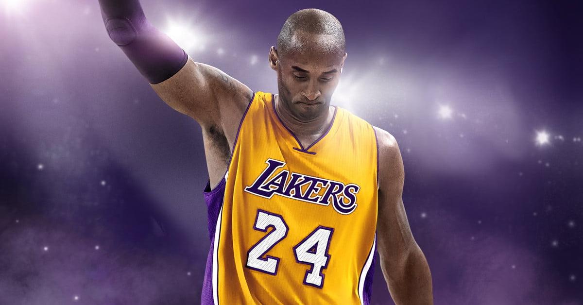 NBA 2K20 offre un hommage à Kobe Bryant dans la mise à jour du week-end.