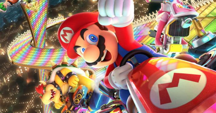 Nintendo annonce l'arrivée de Mario Kart sur Android et IOS