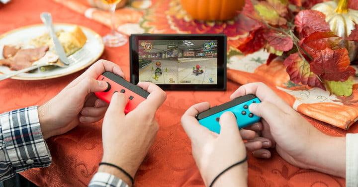Nintendo offre une carte eShop de 35 $ pour les consoles Switch