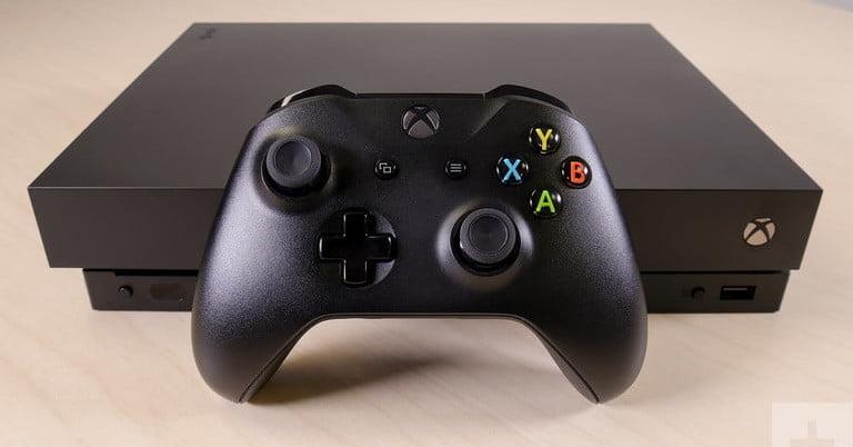 Obtenez la Xbox One X avec le jeu de votre choix pour seulement 350 $.